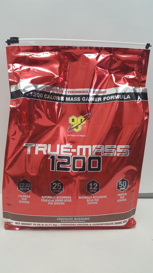 Efterstræbte BSN True Mass 1200 Chocolate Ice Cream AF-99