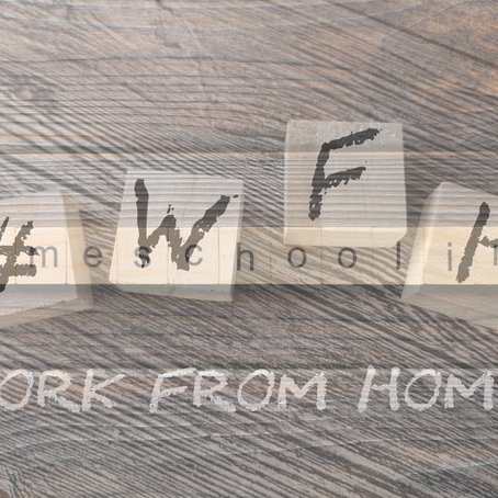The New WFH Norm: Nail it or Fail it?