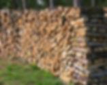 Livraison de bois de chauffage dans les Landes