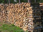 Livraison de stères de chêne dans les landes