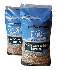 Pellets EO2, vente dans les Landes