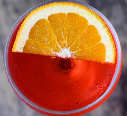 Gingeroni Cocktail