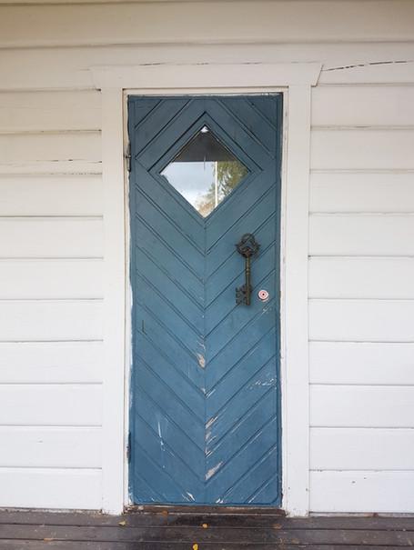 Jäälin Palvelukoti - ovi