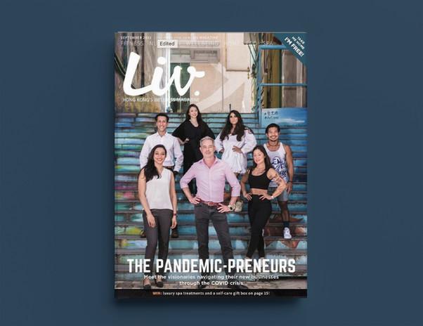 The Pandemic-Preneurs!