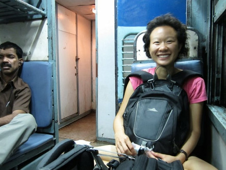Lesson learnt on a Gap year - Fitzroy GP Dr Aveline Loh