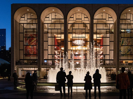 Day 38 - At-Home Gala by the MET New York