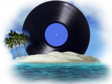 Day 18 - James Waters' Desert Island Discs