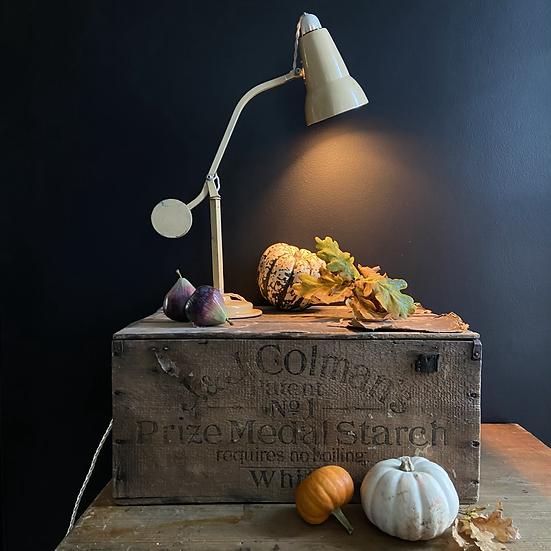 Fabulous Vintage Hadrill & Horstmann Counterbalance Desk Lamp