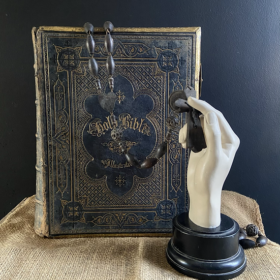 Giant Vintage Holy Bible