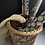 Thumbnail: Vintage French Waste Paper Basket