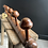 Thumbnail: Long Six Peg French Coat Hooks