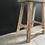 Thumbnail: Rustic Wooden Scratch Built Stool #2