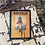 Thumbnail: A Vintage Raleigh Cycle Poster Mounted on Board