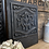 Thumbnail: Decorative Victorian Antique Cast Iron Panel in Relief