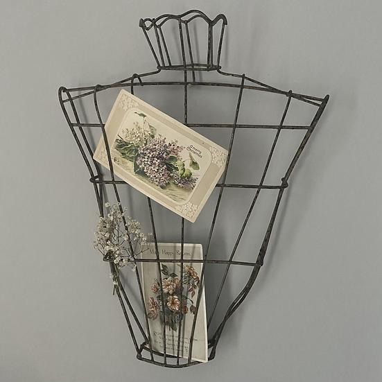 Vintage Wire Mannequin