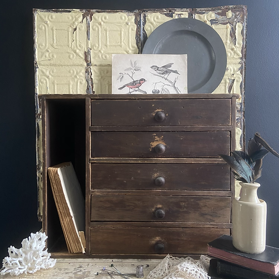 Gorgeous Set of Drawers with File Slot