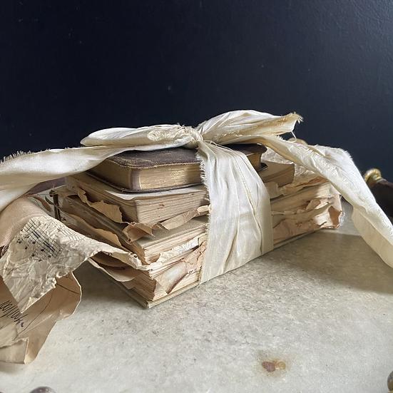 Vintage Books, Ephemera and Accessory Bundle