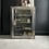 Thumbnail: Large Vintage War Dept. Metal Medical Cabinet