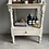 Thumbnail: Vintage French Wooden Washstand