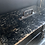 Thumbnail: Small Black Vintage French Trunk