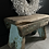 Thumbnail: Gorgeous Rustic French Scratch Built Stool
