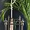 Thumbnail: Fabulous Antique Compact Brass Umbrella Stand