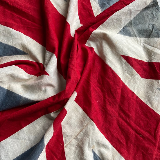 A Fabulous Faded Union Flag