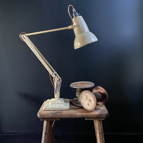 Genuine Herbert Terry Two Step Anglepoise Lamp