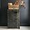 Thumbnail: A Lovely Set of Black Vintage Scratch Built Workshop Drawers