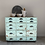 Thumbnail: Fantastic Large Chest of 15 Drawers with Stunning Chippy Paint Patina
