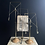 Thumbnail: Vintage Shop Display Stand for Shirts  (Wooden Base)