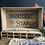Thumbnail: Fabulous Vintage Coleman's Starch Box Ideal Wall Hung Shelf