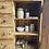 Thumbnail: Fabulous Vintage Pine Larder Cupboard with Original Key