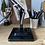 Thumbnail: A Genuine Herbert Terry Black Anglepoise Lamp