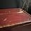 Thumbnail: Monogrammed Vintage Wooden Trunk