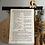 Thumbnail: A Vintage Cardboard CO-OP Shop Practice Sign