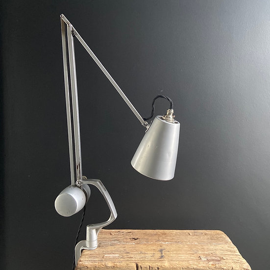 Hadrill & Horstmann Vintage Counterbalance Anglepoise Work Lamp