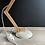 Thumbnail: Genuine Off White 1950's Mac Lamp