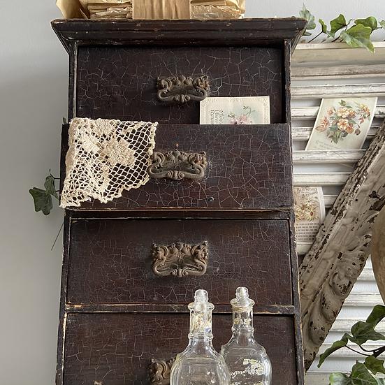 Scratch Built Antique Craftsman Drawers
