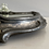 Thumbnail: A Stunning Antique French Pewter & Mirror Display Stand