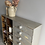 Thumbnail: Fabulous Chippy Vintage Pigeonholes and Drawers