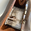 Thumbnail: A Wonderful Vintage Leather Monogrammed Dr's Gladstone Bag