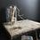 Thumbnail: Beautiful Antique Victorian Bamboo Lamp Table