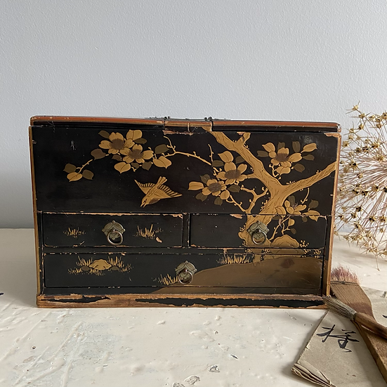 Lovely Chinoiserie Box