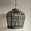 Thumbnail: Fabulous Extra Large Handmade Vintage Bamboo Birdcage
