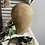 Thumbnail: Vintage Linen Covered Wig Makers Block