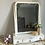 Thumbnail: Antique Painted Tilting Dressing Table Mirror With Drawers