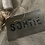 Thumbnail: Brass French SORTIE (EXIT) Sign