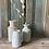 Thumbnail: Set of Three Antique  Stoneware Bottles