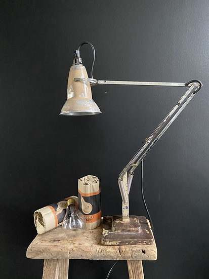 Early 2 Step Herbert Terry Anglepoise Lamp